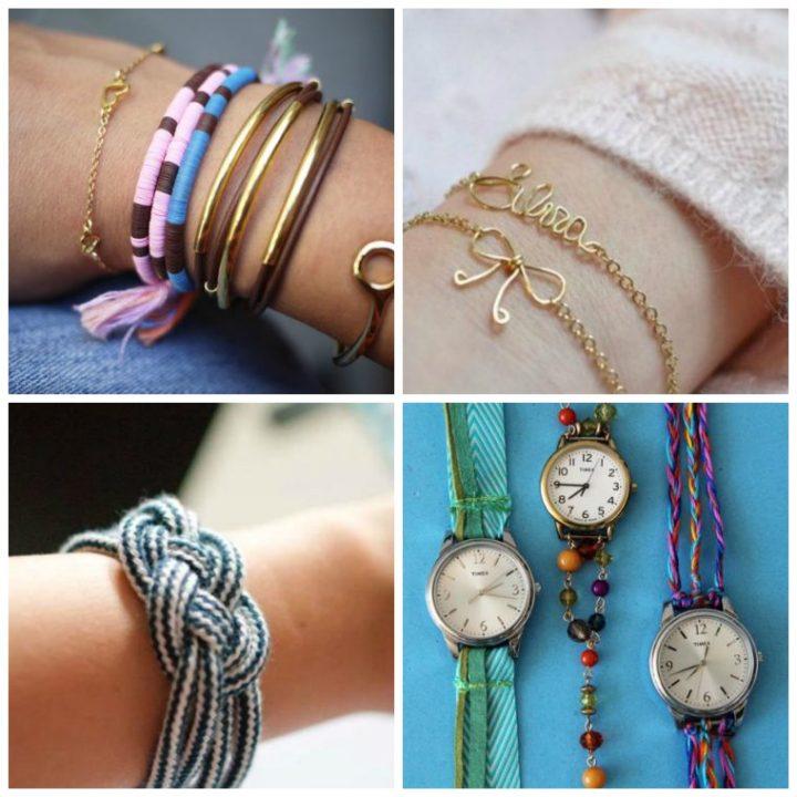 DIY bracelet – 34 projets d'accessoires qui impressionnent