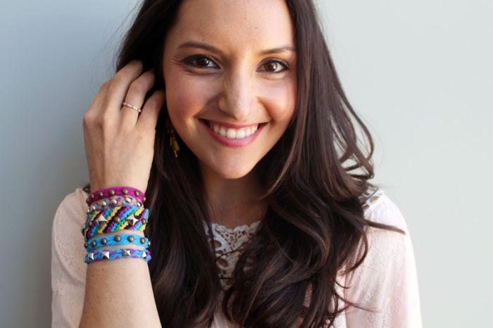 diy bracelet moderne accessoire tendance a fabriquer soi-meme
