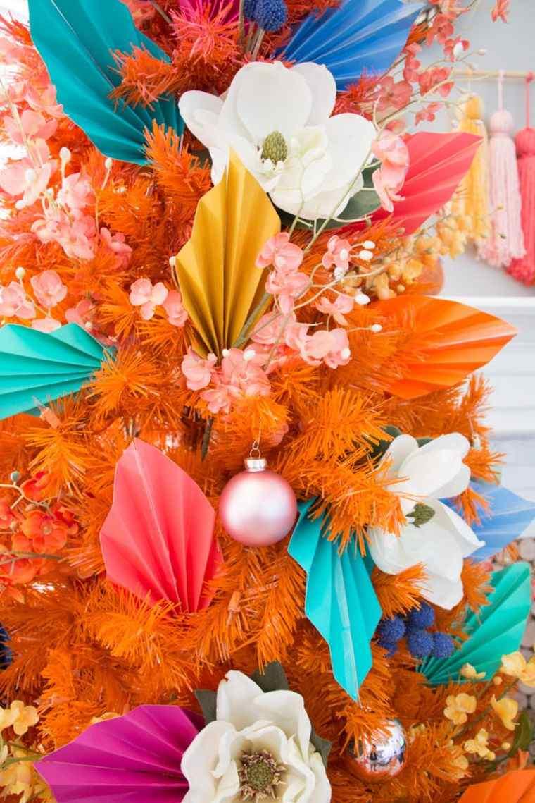 diy déco automne arbre-automnal-couleur-orange
