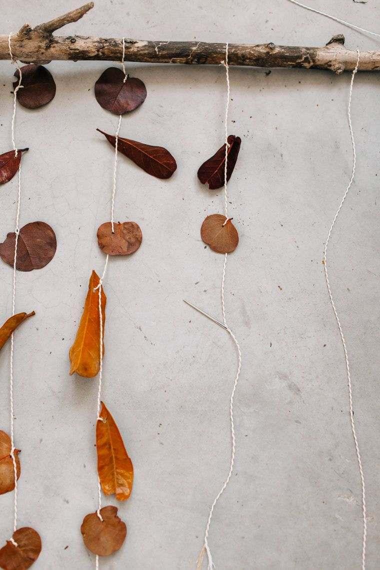 diy-suspension-feuilles-automnes-idee-deco