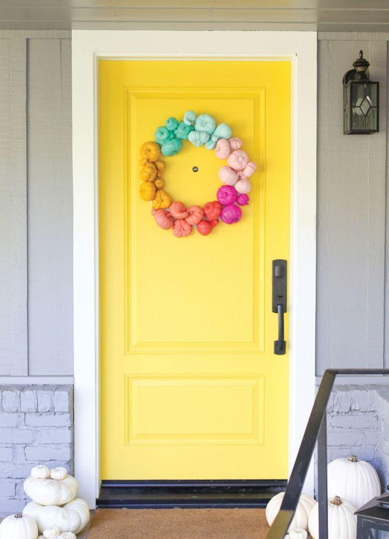 faire-une-couronne-d-automne-pour-porte-entree-maison
