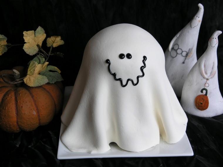 fantôme halloween Déco Halloween à fabriquer soi-même en quelques idées effrayantes
