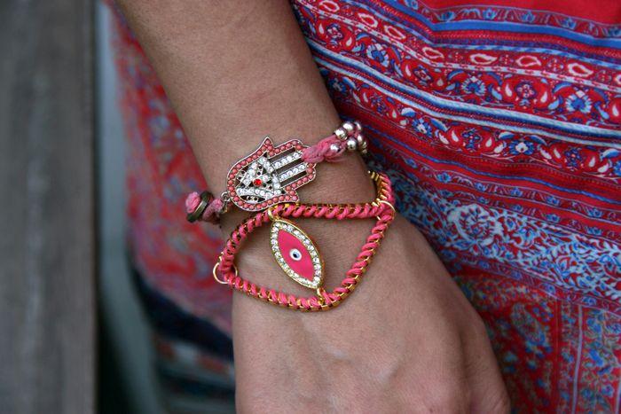projet creatif activites manuelles adulte accessoires DIY bracelet