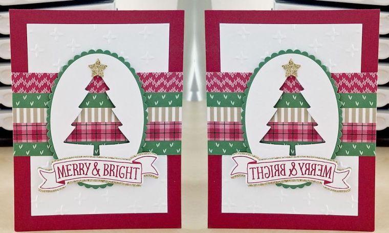 Carte De Noel A Confectionner.Carte De Noël à Fabriquer Soi Même En 7 Tutoriels Créatifs à