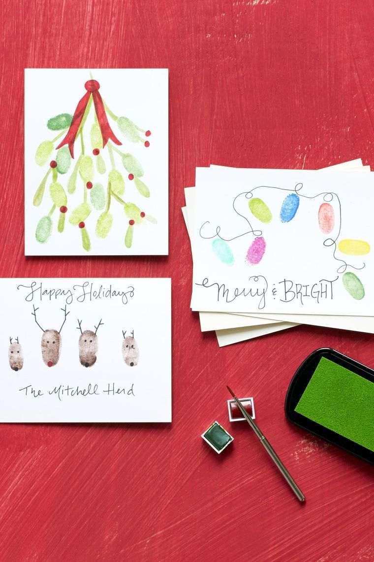Cadeau Pour Noel A Fabriquer Soi Meme.Carte De Noël à Fabriquer Soi Même En 7 Tutoriels Créatifs à