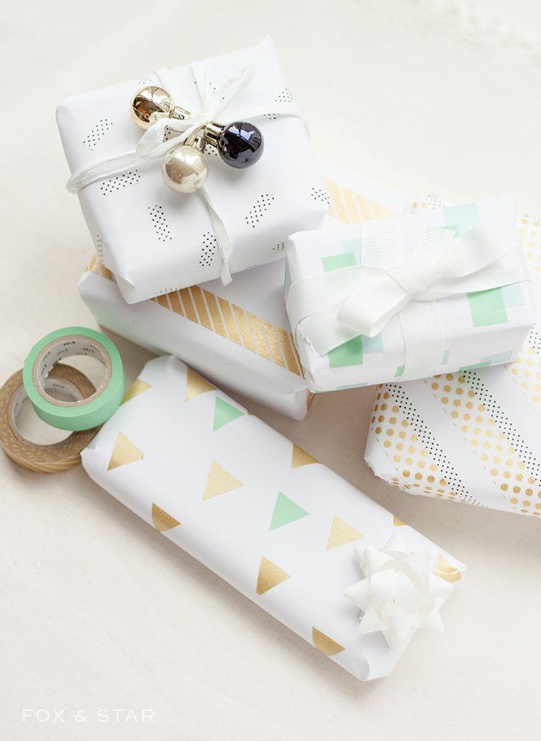 etiquette-cadeau-de-noel-a-faire-soi-meme-emballage-washi-tape
