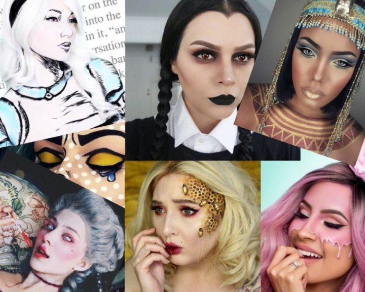 Idée maquillage Halloween femme : une sélection exclusive de 99 photos repérées sur Instagram !