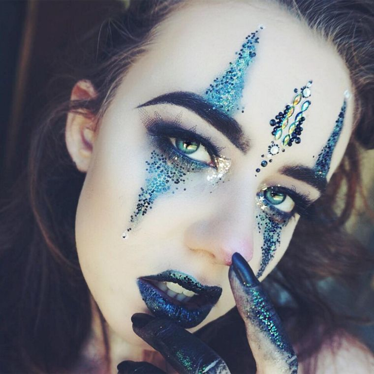 maquillage-gothique-femme-halloween-idees