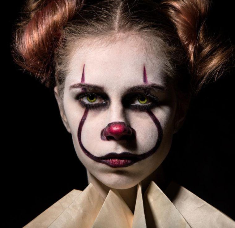 maquillage-halloween-clown-effrayant-femme