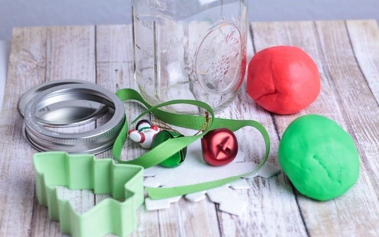 déco de Noël DIY guirlande idée projet créatif enfant