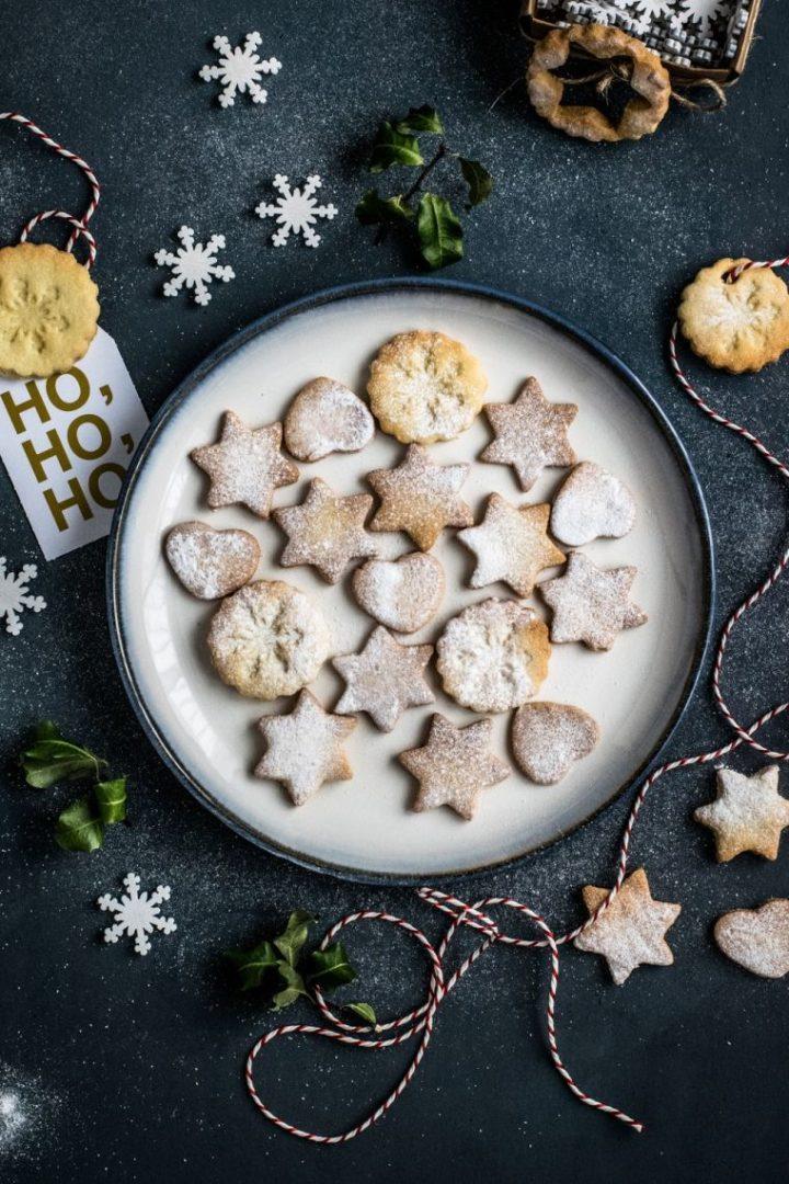 Recette de sablé de Noël classique ou sans gluten et autres idées de petits gâteaux sucrés pour les fêtes de fin d'année !