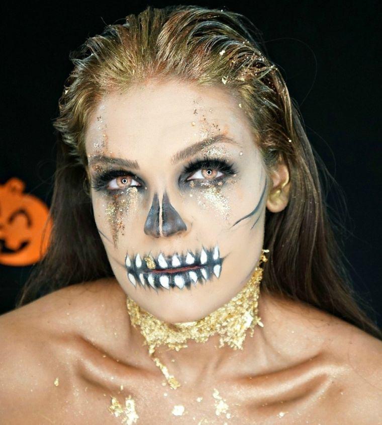 tete-de-mort-deguisement-halloween-pour-femme