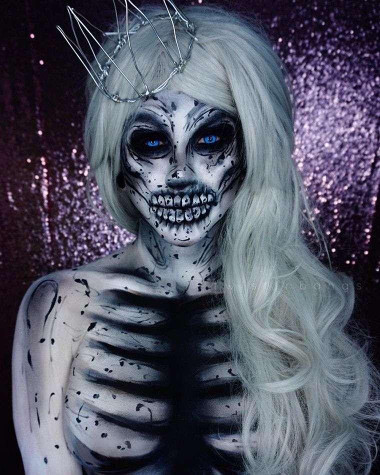 tete-de-mort-maquillage-halloween-deguisement