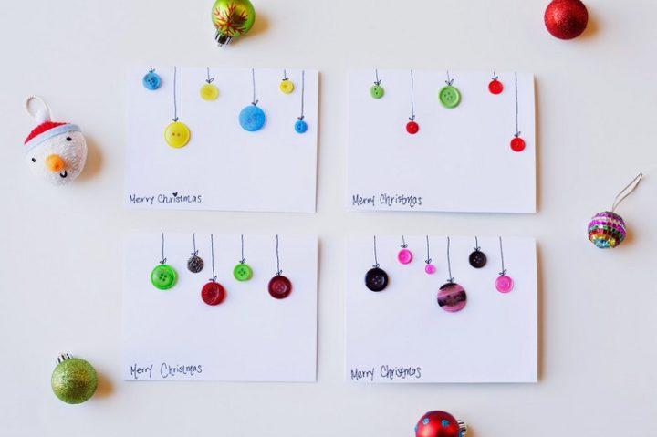 Carte de voeux de Noël personnalisée : comment la réaliser ? Quelques idées en images…