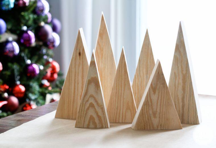 sapin en bois contreplaqué design-minimaliste-ambiance-naturelle