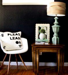 Déco DIY: Un abat-jour en bois de balsa pour décorer votre séjour