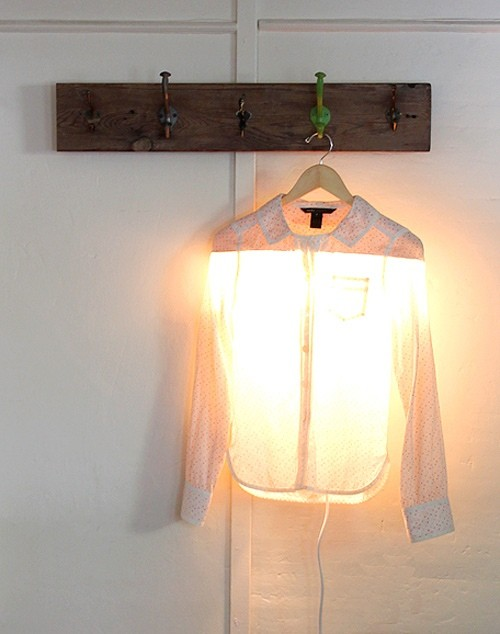 idée originale DIY lampe