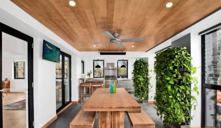 Le mur végétal: idées et astuces de création DIY