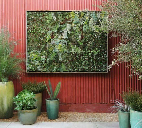 mur vegetal original vertical fabriquer