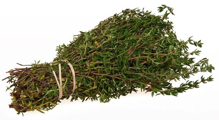 thyme-frais-avec-antioxydants