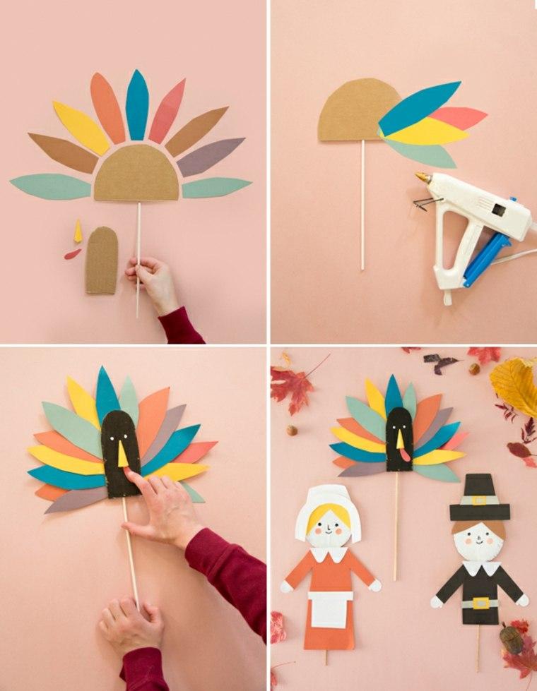 activité enfant diy idée carton masque oiseau papier bricolage enfant