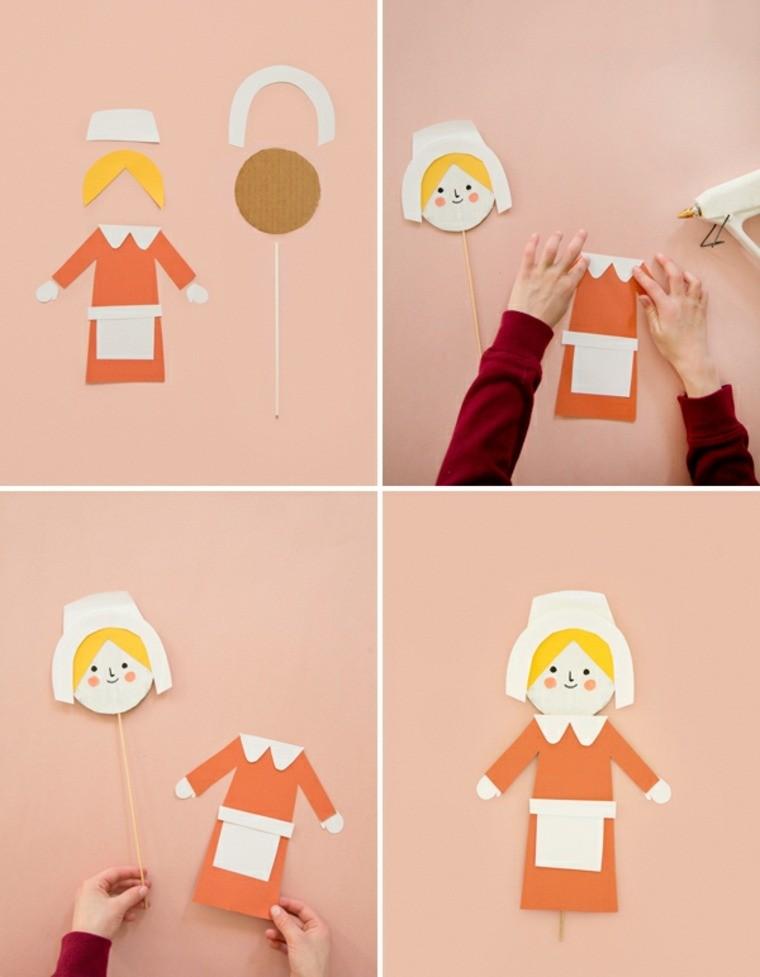 activité pâques bricolage enfant carton papier facile idée