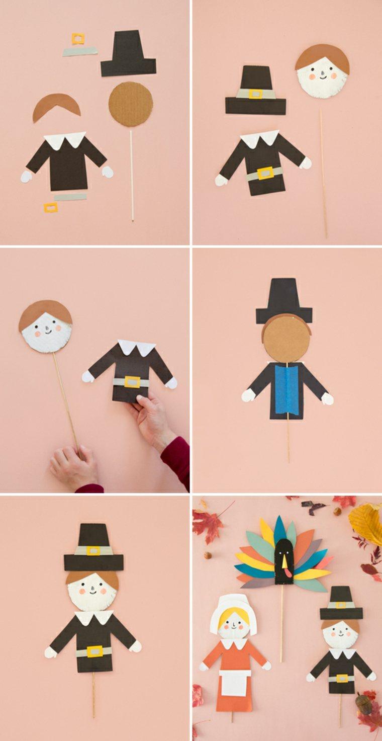 bricolage enfant idée carton diy facile activité manuelle facile