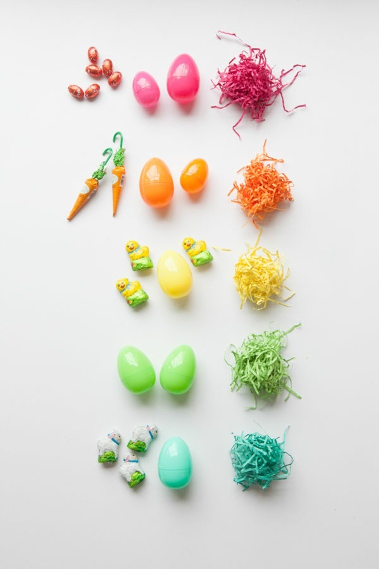 décoration pour pâques diy idée facile bricolage pour enfant facile