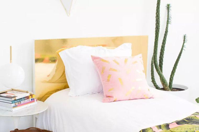 fabrication tete de lit facile