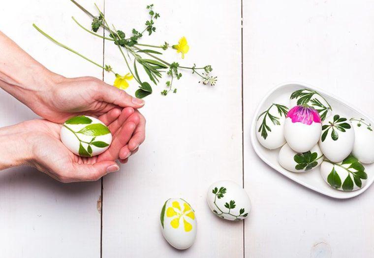 déco de Pâques à faire soi-même activite manuelle enfant idee