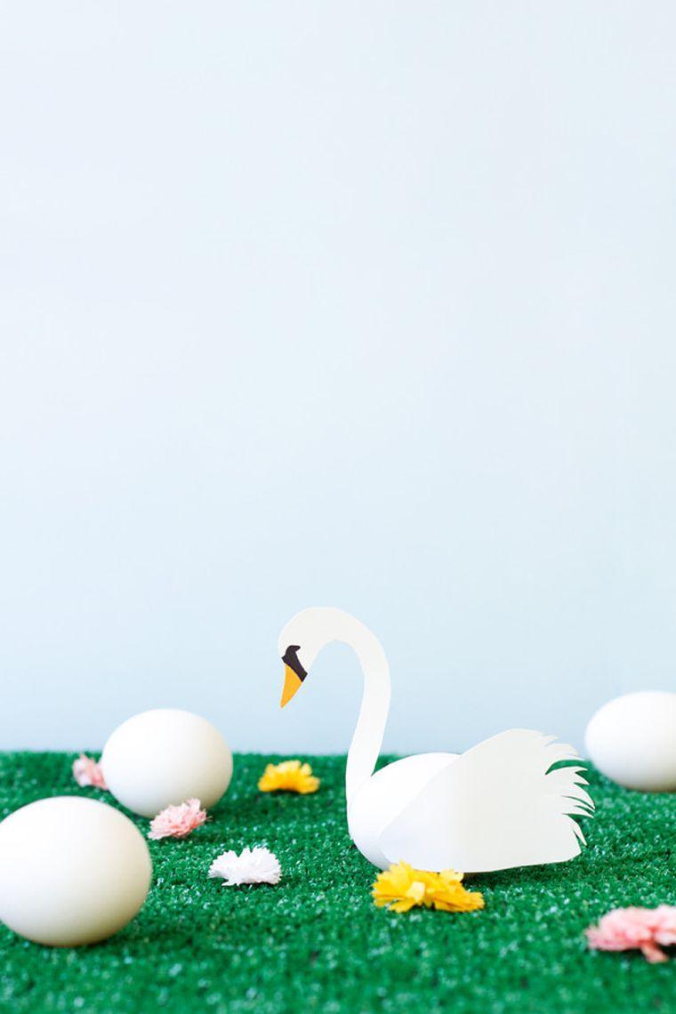 déco de Pâques à faire soi-même activite manuelle enfant