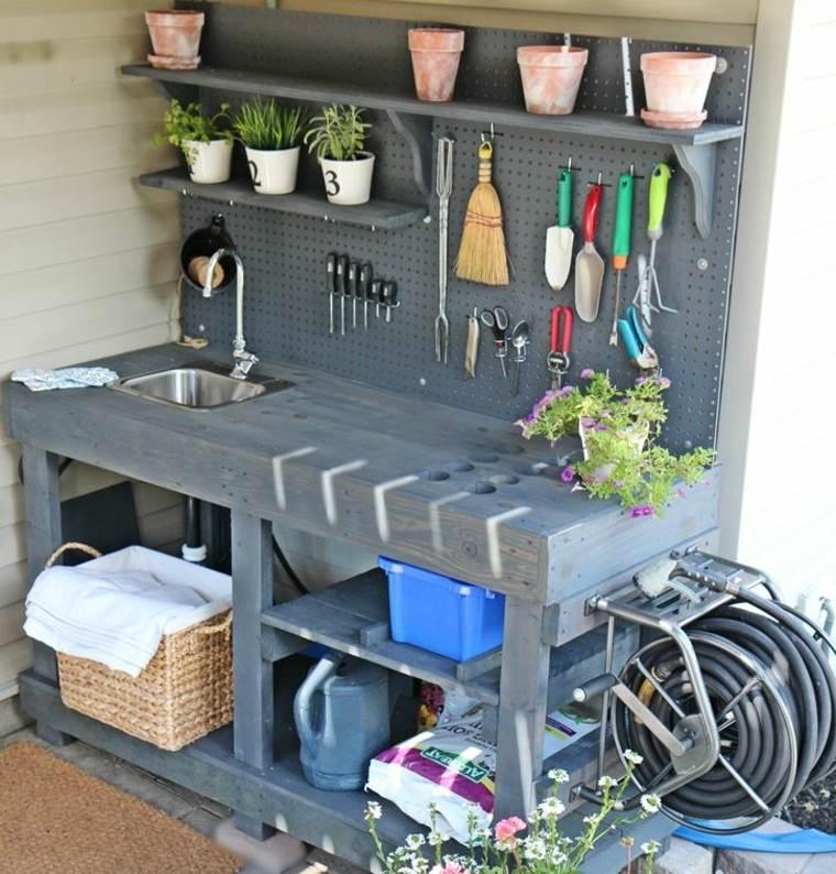 Diy Rangement Outils De Jardin En 40 Solutions Astucieuses La