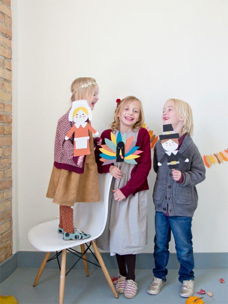 bricolage enfant pâques idée masque diy activité manuelle