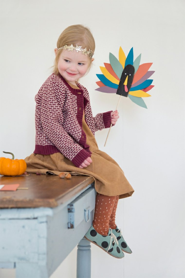 activité manuelle enfant masque carton diy idée bricolage facile