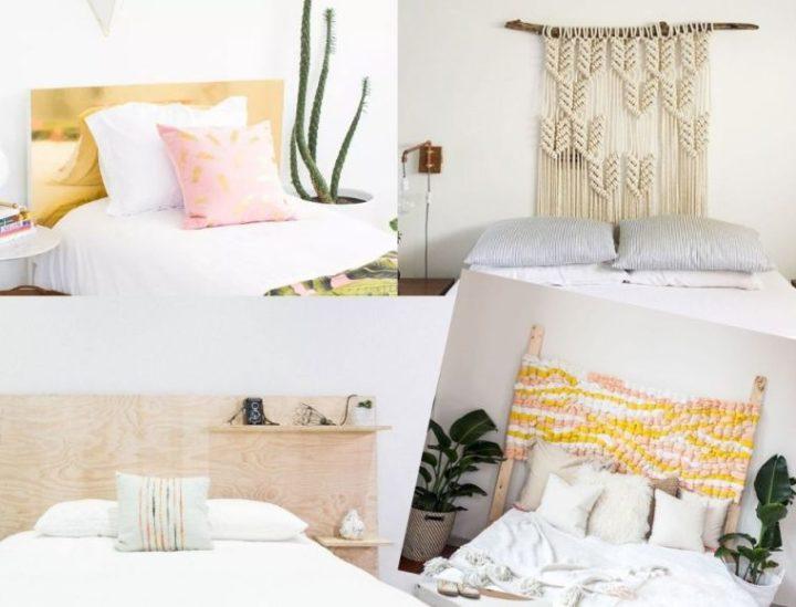 Idée tête de lit DIY – 13 projets originaux pour trouver l'accessoire idéal pour votre chambre