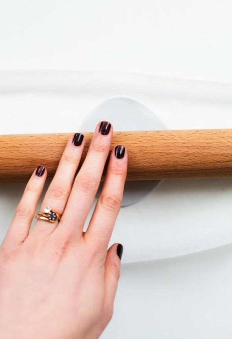 rangement clé diy facile argile decoratif petit accessoire tendance