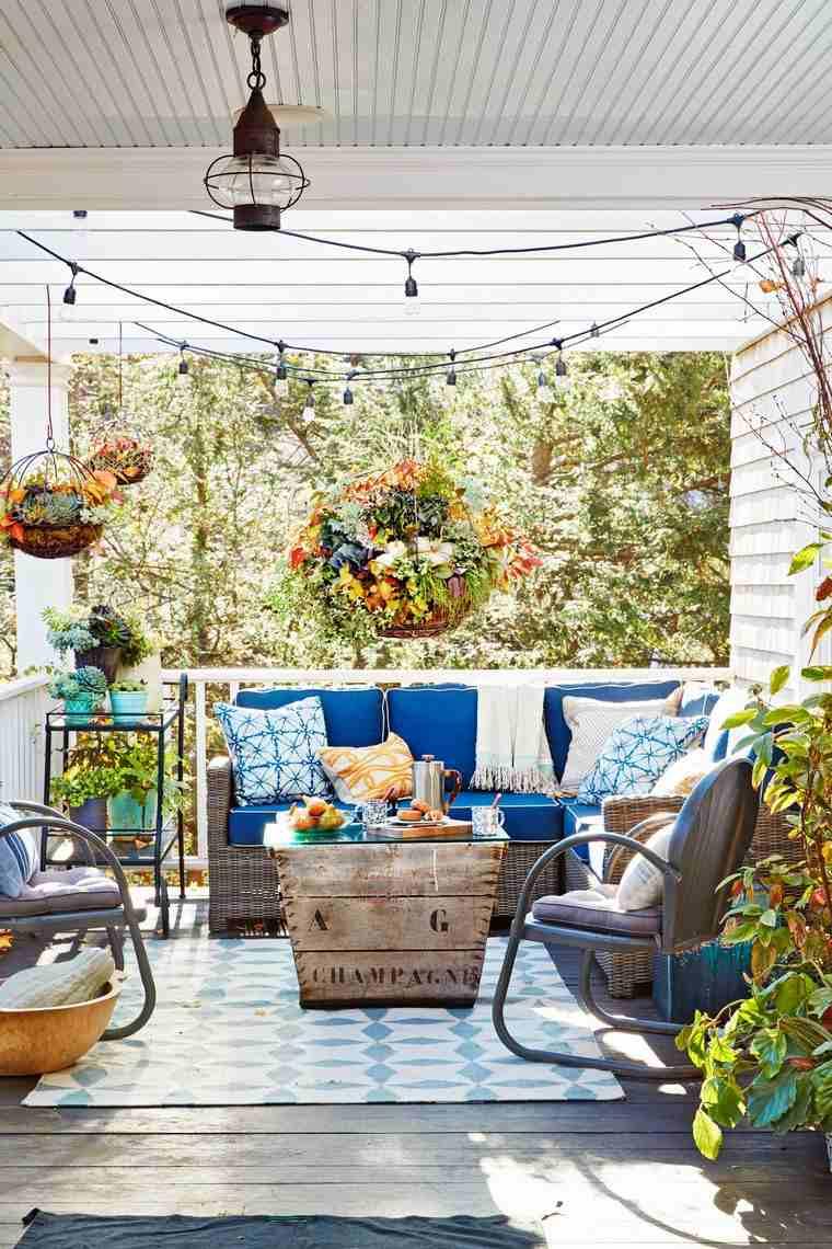 idée récup déco jardin extérieur intérieur recycler original terrasse