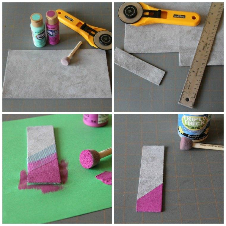 faire-un-marque-page-cuir-peinture-modele