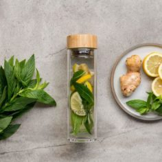 Gingembre infusion – recette, bienfaits et avantages pour le corps