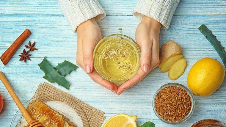gingembre infusion recettes preparation bienfaits