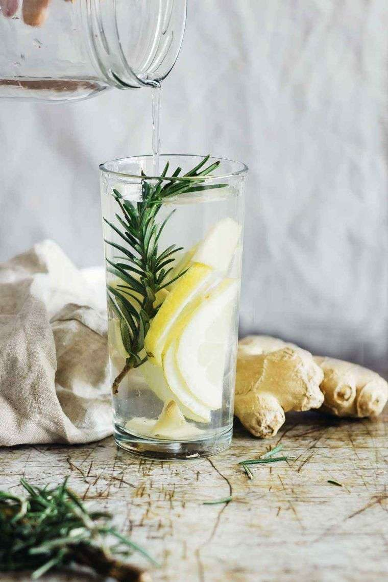 gingembre infusion the preparation recette