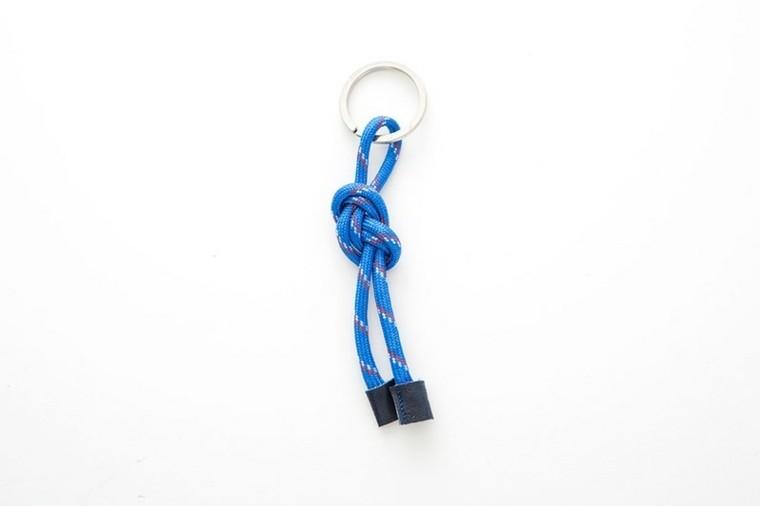 comment faire porte clé diy deco corde accessoire a porte