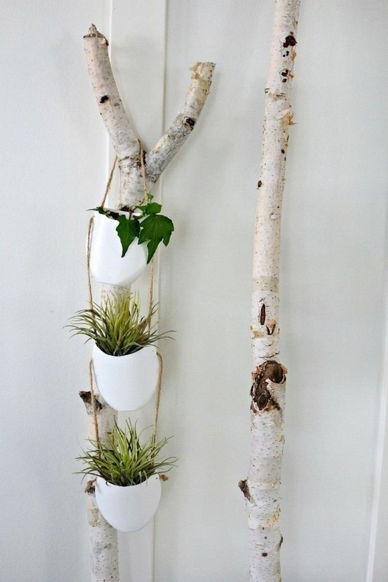 idée récup déco bouteille recycler fleurs