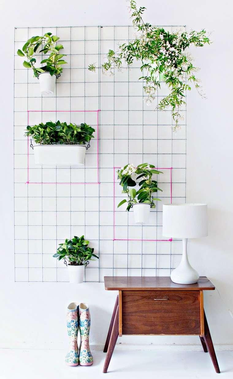 pot plante déco intérieur extérieur idée espace pot fleurs