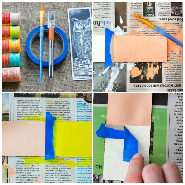 project-creatif-adulte-enfant-marque-page-peinture