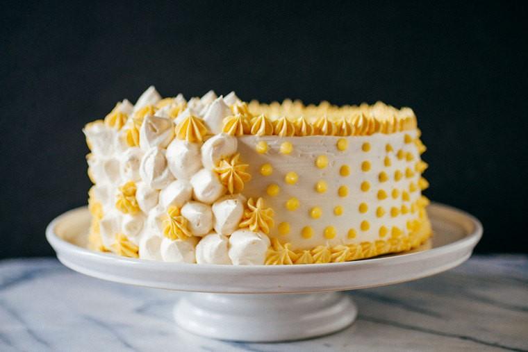 recette pique nique gâteau rêve citron