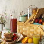 Recette pique nique pour les week-ends ensoleillés et agréables en mai