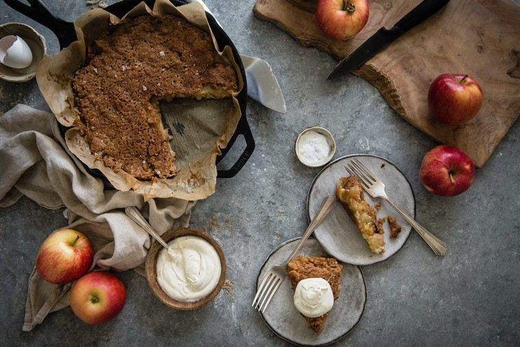 recette pique nique pie pommes