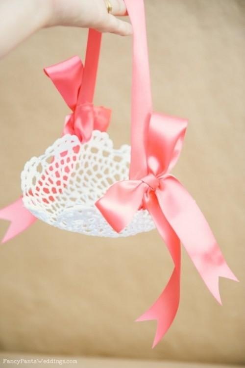 accessorie tricoté mariage
