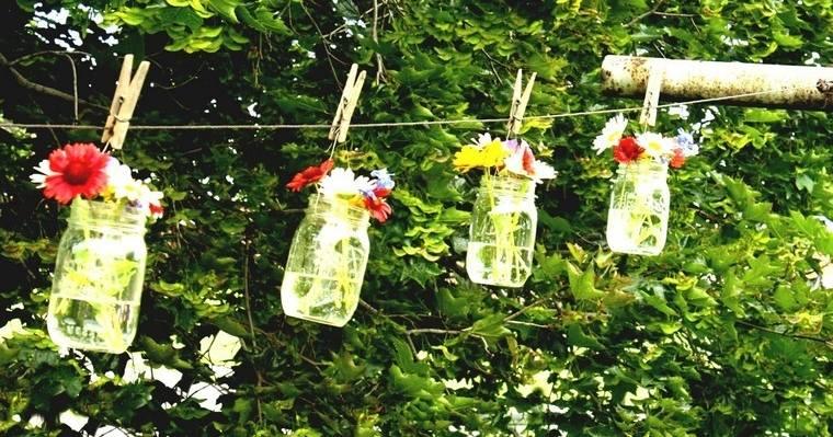 déco jardin facile diy idée projet